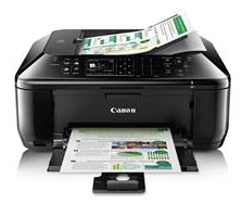 Canon Pixma MX525 Driver Download
