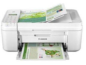 how to connect canon printer mf247dw to different wifi